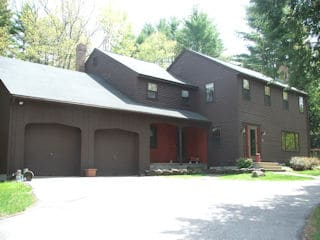 Exterior painting in Merrimack NH