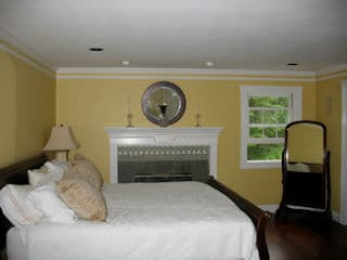 Interior painting in Manchester NH customer review Barbara Desmarais home