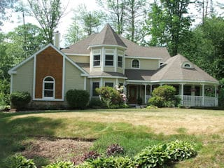 Painters Canterbury NH residential exterior painting