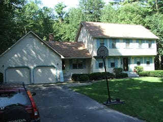 Exterior painting in Hudson NH customer review Doug and Donna Pastorello house