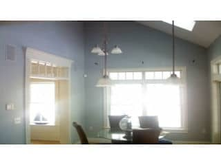 Interior painting in Litchfield NH customer review Sheila Charles home