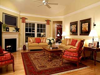 Painters in NH interior residential painting