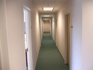 commercial painting doctors office by painters nh