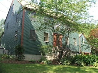 Exterior house painting in Tilton NH