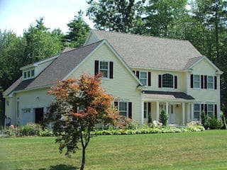 Professional exterior painting in Tilton NH